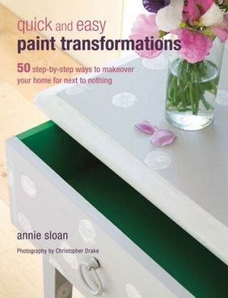 Annie Sloan Paint Transformations Book
