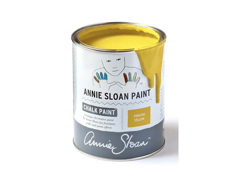 Chalk Paint boja 100ml English Yellow